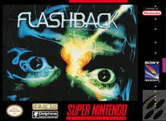 Emularoms: Flashback (BR) [ SNES ]
