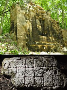 Maya-Cities-Discovered-Recently  After three weeks of hacking through dense jungle, his expedition found itself in a previously unknown Maya city, which they named Tamchén.