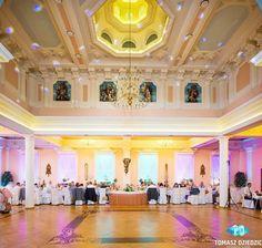 Zdjecia sali weselnej www.arkadiaradlin.pl Fotorafia Ślubna Tomasz Dziedzic