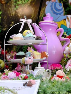 Japan Alice in Wonderland Tsum Tsum Collection