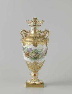 'Vase Adélaïde', Manufacture de Sèvres, 1848