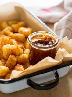 Sweet and Tangy BBQ Sauce recipe | Spoon Fork Bacon