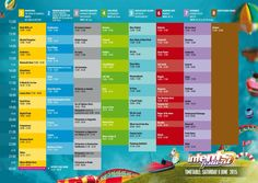 Timetable intents festival 2015