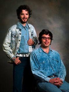 Bret & Jemaine - ha!  Love them.