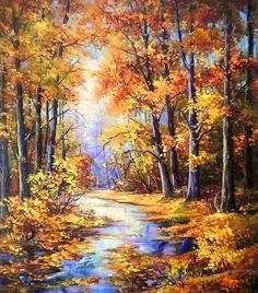 Pintora Anca Bulgaru, Iasi Rumania