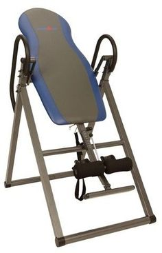 Ironman Essex 990 Inversion Table - Gray/ Blue #InversionTables