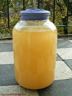 Ezt fald fel!: Fűszeres birsalmabor elvadult birsalmából - házi bor Bor, Water Bottle, Drinks, Drinking, Beverages, Water Bottles, Drink, Beverage