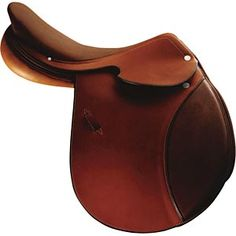 I can't imagine mounting a horse without a Hermes Brasilia saddle. Giddy-up!