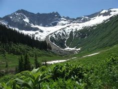 Purcell Mountains, Purcell Wilderness Concerancy Provincial Park, British Columbia