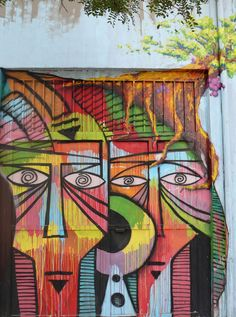 street art santiago de chile bellavista arte callejero henruz