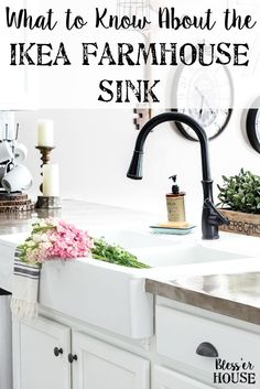 IKEA Farmhouse Sink