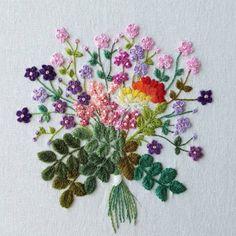 작은 꽃다발