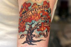 Family Tree Tattoo by Hannah Aitchison by maury.mccown, via Flickr