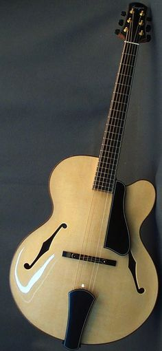 Bourgeois Archtop Guitar