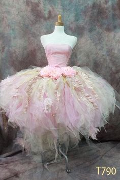 Whimsical Customized Tutu Why should only little girls have all the fun ? I think everyone should have a tutu in their wardrobe. They are fun, flirty and downright glamorous paired with the rig Tutu Ballet, Ballerina Tutu, Ballet Shoes, Fairy Clothes, Gowns For Girls, Fairy Dress, Dance Costumes, Fairy Costumes, Mannequins