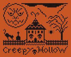 http://stitcheree.blogspot.ca/2012/08/creepy-hollow-free-cross-stitch-pattern.html