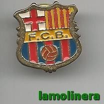 209-Pin Escudo Futbol Club Barcelona
