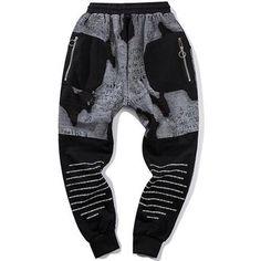Cotton Sweatpants, Fleece Joggers, Fashion Pants, Mens Fashion, Hip Hop, Mens Jogger Pants, Straight Trousers, Stylish Mens Outfits, Types Of Fashion Styles