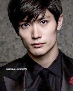 Haruma Miura, Asian Hotties, Japanese Men, Male Face, Figure Drawing, Drama, Actors, Portrait, Cute