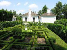 amazing landscaped gardens