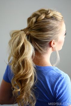 The Perfect Blowout for Everyday   Missy Sue   Bloglovin'
