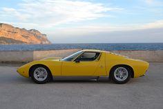 1971 Lamborghini Miura - P400 S | Classic Driver Market
