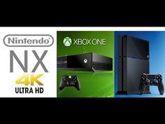 NINTENDO NX -  SOME SAY IT WILL FAIL AGAINST PS 4K NEO & XBOX SCORPIO   ...