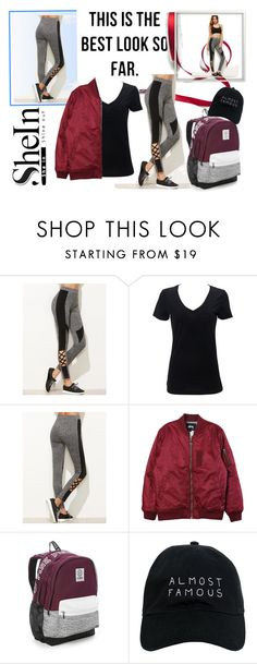 """""""SheIn"""" by elza-345 ❤ liked on Polyvore featuring Simplex Apparel, Stussy, Victoria's Secret and Nasaseasons"""