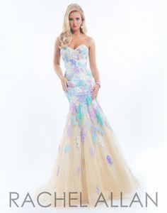 Everything Formals - Rachel Allan Prom Dress 6813, $578.00 (http://www.everythingformals.com/Rachel-Allan-6813/)