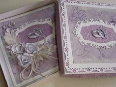 Kika's Designs : Wedding Card
