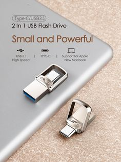 EAGET CU20 USB3.0 Type-C Pendrive USB OTG Type C 16GB 32GB 64GB Metal USB Flash Drive Dual Plug New Macbook, Office And School Supplies, Laptop Accessories, Plugs, Usb Flash Drive, Corks, Usb Drive