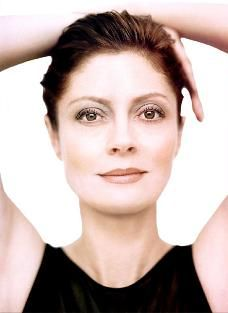 Susan Sarandon - my favorite actress - we share a birthday, October 4th, although she's a year older