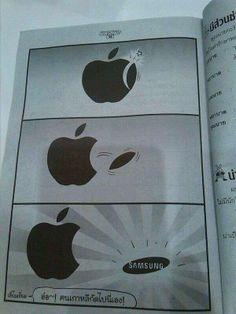 Apple X Samsung