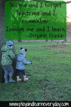Play and Learn Every Day: Play Based Learning - Play and Learn Every Day