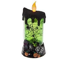 Bethlehem Lights Halloween Flameless Candle & Timer