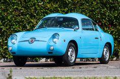 1959 Abarth 750 Zagato