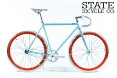 'Beluga' by State Bicycle Co.