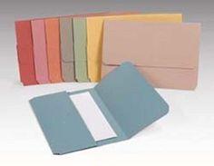50 x de color verde carpetas con forma de fundas plásticas con solapa para tamaño folio, A4 almacenar archivos en formato de carpetas 250gsm, abrasivos de láminas la mitad