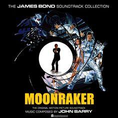 Moonraker Original Motion Picture Soundtrack by DogHollywood.deviantart.com on @DeviantArt
