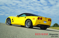 Check out the racy new Corvette ZR1 propels 'America's Sports Car' in Red Wine Magazine's April Issue now! www.redwinemag.com #RedWineMagazine #ChristianMagazine #Christian #God #love
