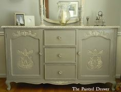 The Countdown Continues | The Painted Drawer