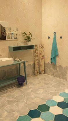 Cersaie 2014 Master Bath, Master Bedroom, Honeycombs, Hexagon Tiles, 2014 Trends, Hexagons, Bathrooms, Ceramics, Design