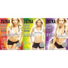 ZCUT Power Cardio Series 3 Dvd Set Zuzka leads the ZCUT series by motivating viewers through a month long workout calendar that utilizes the 12 unique workouts Weight Loss Plans, Easy Weight Loss, Healthy Weight Loss, Workout Dvds, Workout Videos, Workouts, Exercises, Reduce Weight, How To Lose Weight Fast