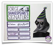 Throw Shakespeare a Birthday Party - Presto Plans