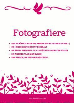 - SAMsationen Hochzeitsblog - Movie Posters, Gift Wedding, Newlyweds, Getting Married, Dekoration, Film Poster, Billboard, Film Posters