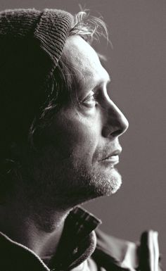 Mads Mikkelsen -- a profile in plaid