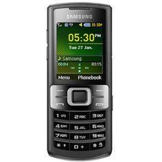 Samsung C3010 - телефон с очень простым функционалом. У моноблока цветной дисплей, VGA-камера, Bluetooth, поддержка карт памяти, МР3-плеер и радио.