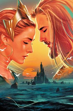 Here are numbers 4 and 3 in my Top 10 Aquaman Artist Countdown! Francis Manapul doesn't have the biggest body of work when it comes to Aquaman, but when he's. Marvel Dc Comics, Dc Comics Art, Marvel Vs, Mera Dc Comics, Cosmic Comics, Aquaman 2018, Aquaman Comics, Aquaman Wallpaper, Aquaman Film