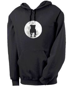 Pit in the Moon Hoodie
