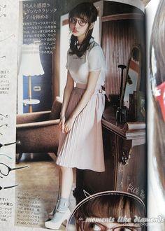 Sara Mari - J-fashion lifestyle: Larme 017 magazine scans and favorites - img hvy